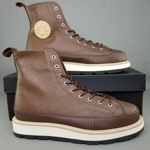 Converse Chuck Taylor Crafted Hi Leather Boot